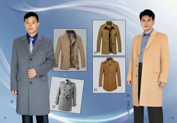 (2) Fashion in the DPRK