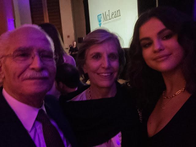Carlos Montúfar participó en evento especial de McLean Hospital de Harvard University
