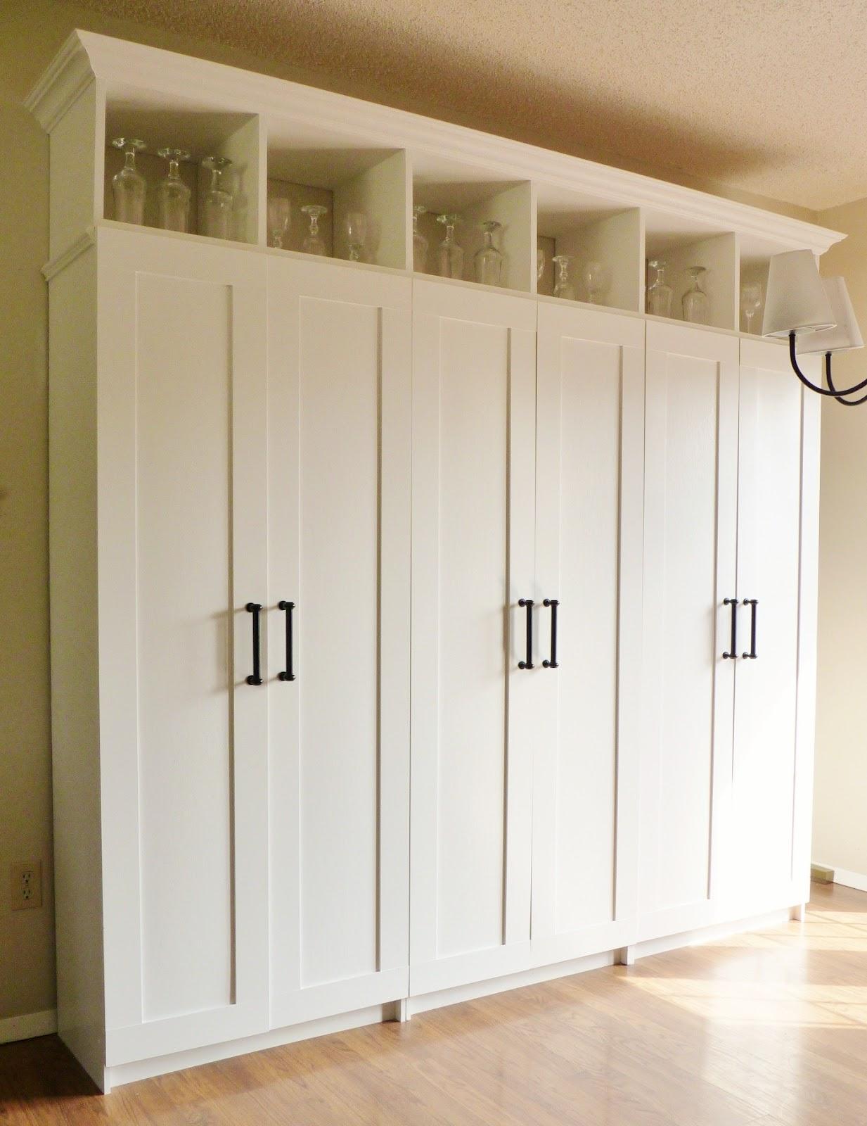 d i y d e s i g n KindaCustom Storage Cabinet