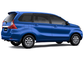 Harga Mobil Toyota Avanza Baru On The Road (OTR) di Jakarta dan Bandung