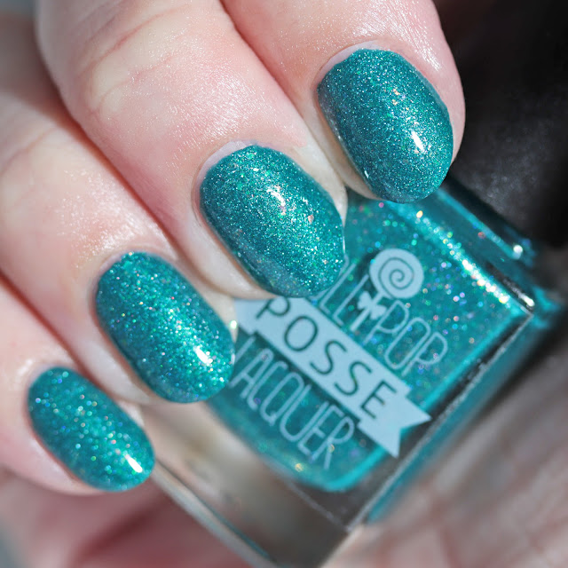 Lollipop Posse Lacquer Most Faithful Mirror