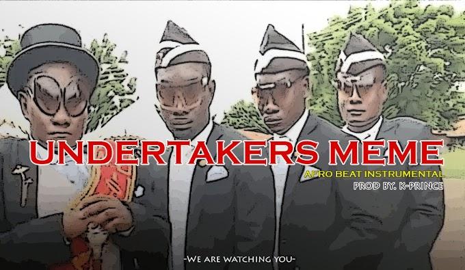 (Freebeat)K_Prince Undertaker meme