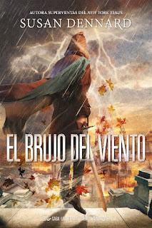 El brujo del viento | Las tierras embrujadas #2 | Susan Dennard | Hidra