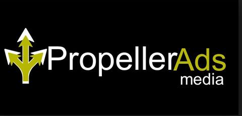 شرح تسجيل في PropellerAds لربح من الأنترنت