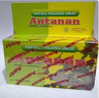 Original Antanan Capsules