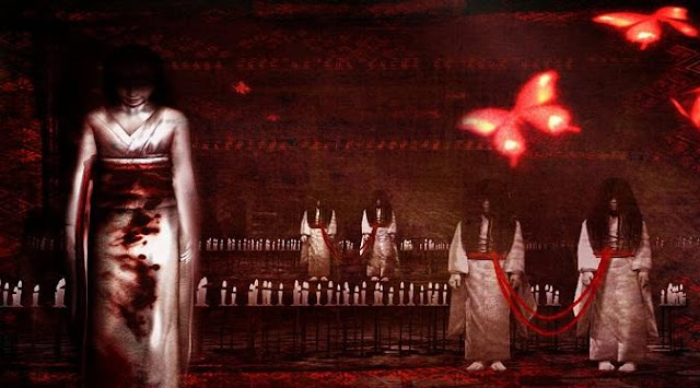 Fatal Frame 2: Crimson Butterfly (PS2)
