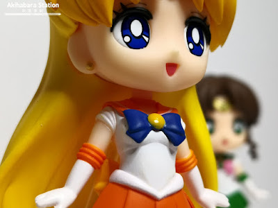Figuras: Review de las Figuarts Mini de Sailor Moon: Sailor Jupiter y Sailor Venus - Tamashii Nations