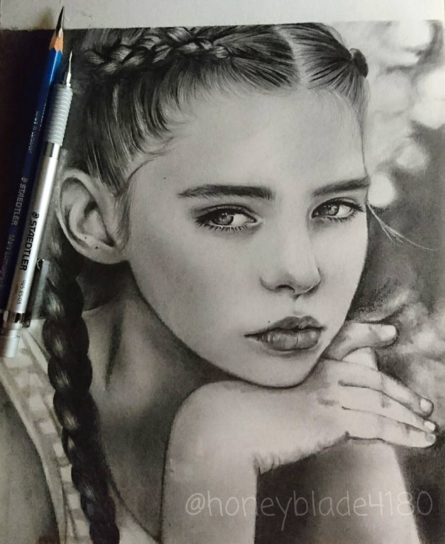 11-Jade-Weber-YU Pencil-Portrait-Drawings-of-Celebrities-and-Non-www-designstack-co