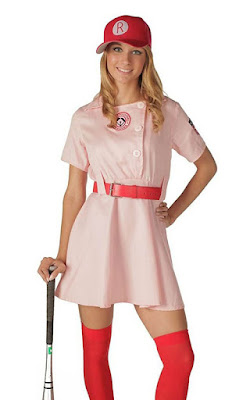 A League of Their Own Costume :: 101 MORE Halloween Costumes for Women