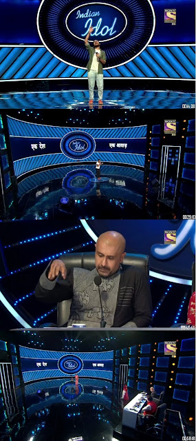Download Indian Idol 12th Oct 2019 Full Episode 300mb HDTV 480p    Moviesda