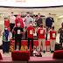 Rudi Bersama Amsakar dan Wagub Kepri Tinjau Vaksinasi Covid-19 Terhadap  Karyawan dan Tenant Nagoya Hill Shopping Mall