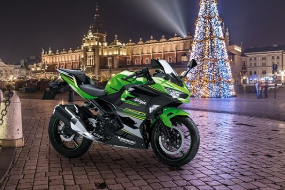Review KAwasaki Ninja 250