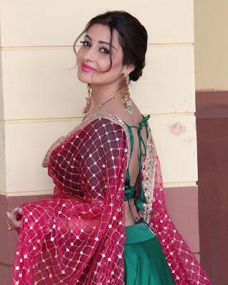 Chhavi Pandey actress