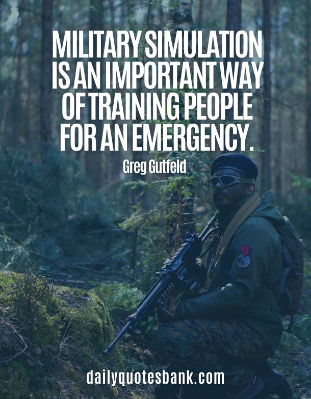Encouraging Words For Someone Joining The Military Training