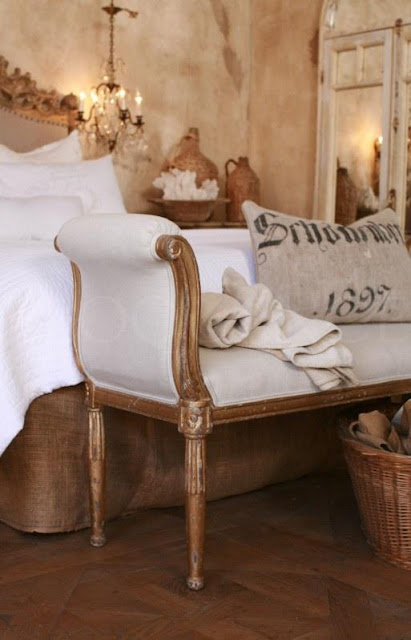 Boiserie c camere da letto 45 idee per ricreare lo for Decorare stanza shabby chic