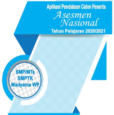 Buku Manual Aplikasi Calon Peserta Asesmen Nasional 2020