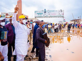 Gov. Abiodun Orders Rehabilitation Of Sango, Lagos-Abeokuta expressway