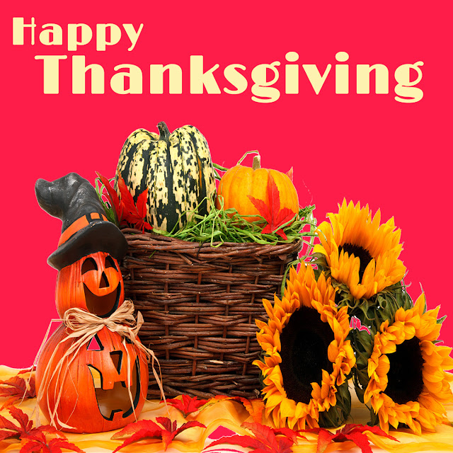 Download Happy Thanksgiving Card Free