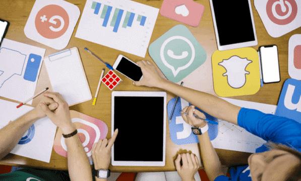 Memanfaatkan domain untuk bisnis - sosial media
