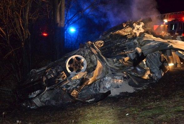 Traumatic Amputation Car Crash