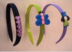 Different collection of quilling hair band designs - quillingpaperdesigns