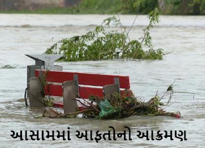 Cascade of calamities hit a Flooded Assam