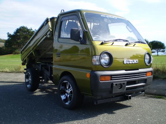 Desarrollo Y Defensa: El Exitoso Suzuki Carry