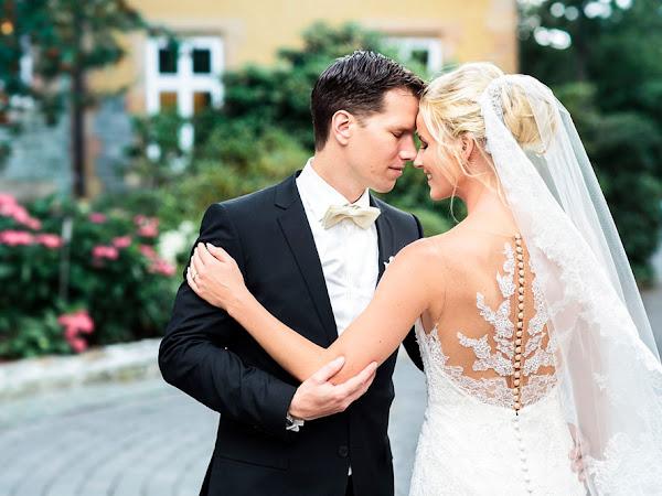 Hochzeit in der Villa Rothschild von Marcus und Florence