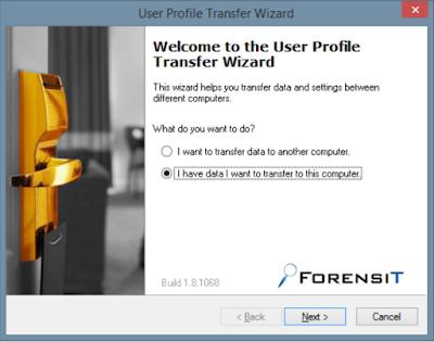 Transwiz: migrare facilmente gli utenti da un pc all'altro