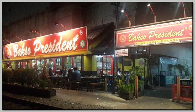 Tempat Makan Yangg Enak Di Kota Malang – Nikmatnya Bakso President