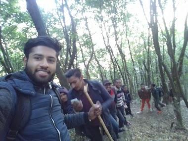 Unforgettable  Chandragiri Trip  : A trip with batch mates