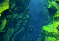 Freediving Silfra Iceland - PJ Freediving