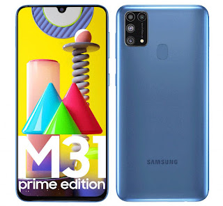 Galaxy M31 Prime Price Specifications