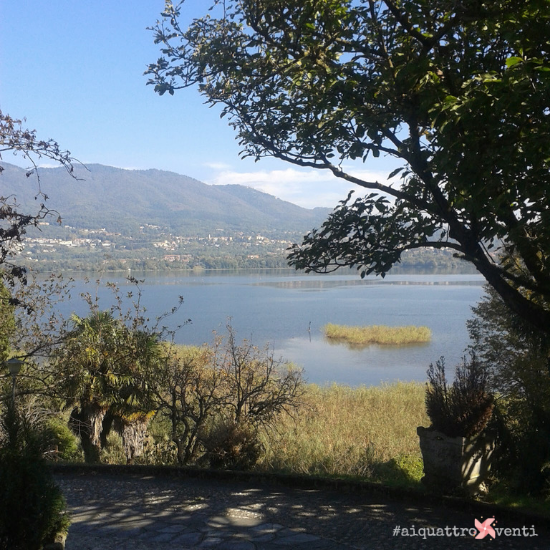 AiQuattroVenti giro del lago di Varese