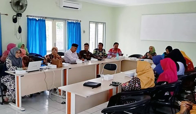 Rapat Koordinasi PPT PPA Lumajang Tahun 2020