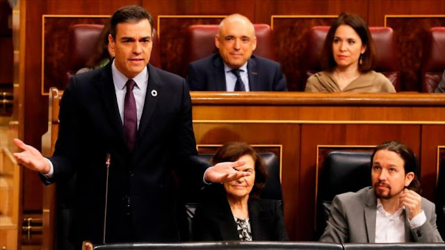Revés a Guaidó: Pedro Sánchez le rebaja a 'líder de la oposición'