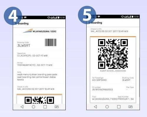 Pesan Tiket Di Kai Acces Bisa 1 Jam Sebelum Keberangkatan
