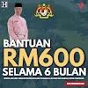 Cara Mohon Bantuan RM600 Untuk Rider, Hilang Pendapatan, OKU, Ibu Tunggal, Ketua Keluarga & Yang Terjejas Selama 6 Bulan