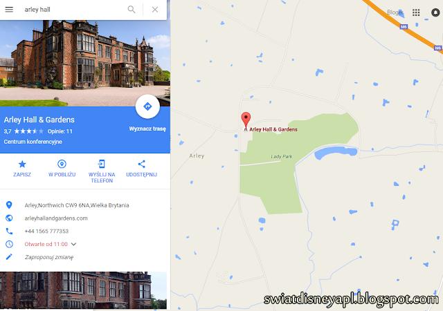 [Evermoor: Kroniki] Poznaj dom rodziny Crossley
