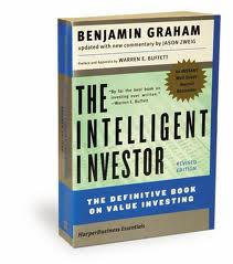 "Book ""The Intelligent Investor"""