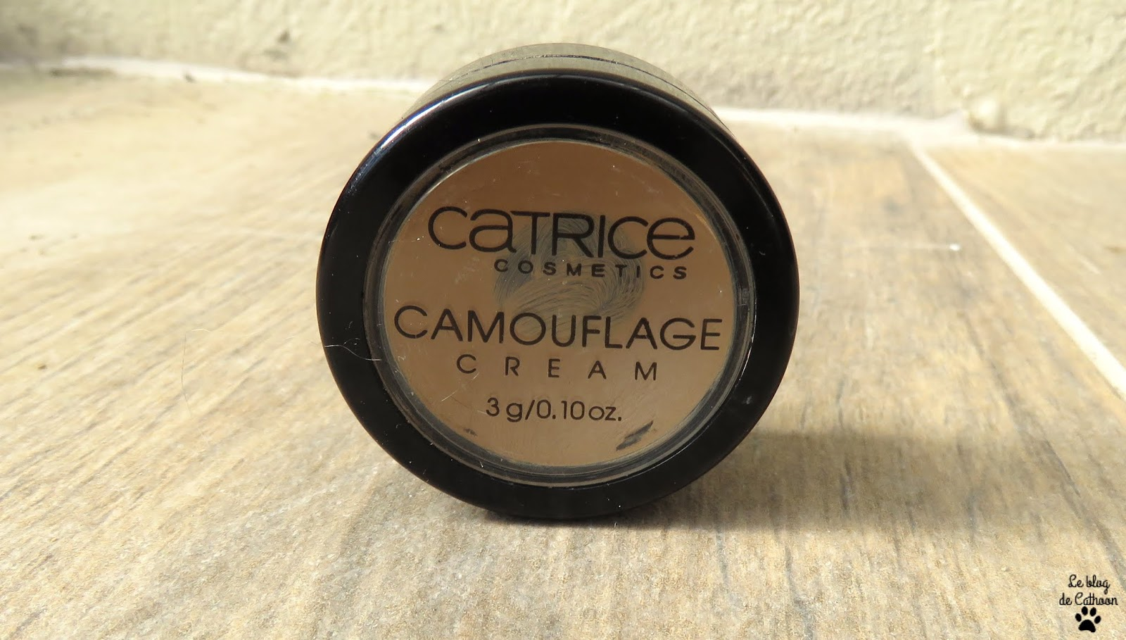 Camouflage Cream - Correcteur 020 Light Beige - Catrice