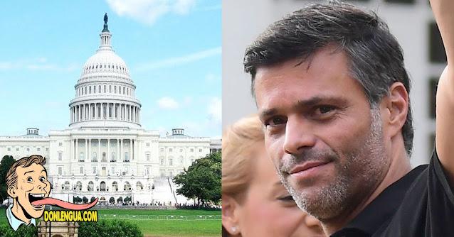 Leopoldo López viajará a Washington en Noviembre para visitar a Carlos Vechio