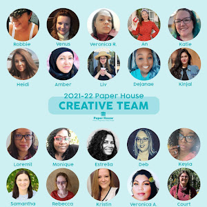 2021 Creative Team Member - Paper House Productions