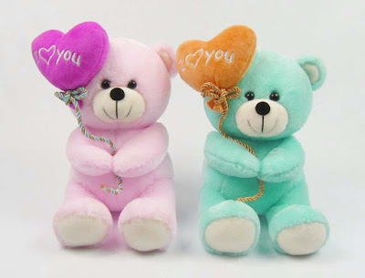lovender-yellow-color-pink-tedy-bears