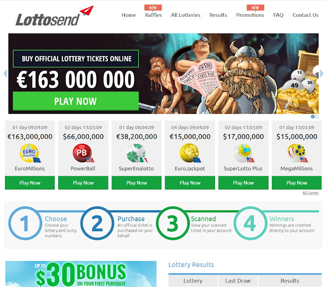 Lottosend Review: Is Lottosend Legit or a Scam?