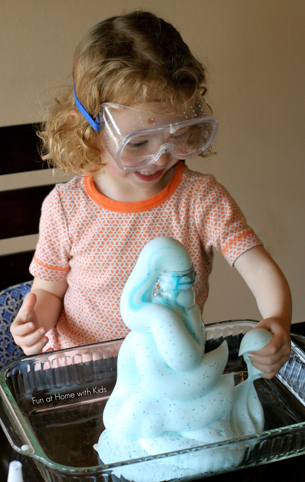 Fun Science For Kids Elephant Toothpaste