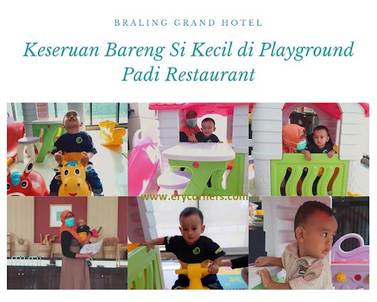 Playground Padi Restaurant