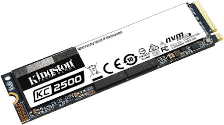Kingston KC2500 250 GB