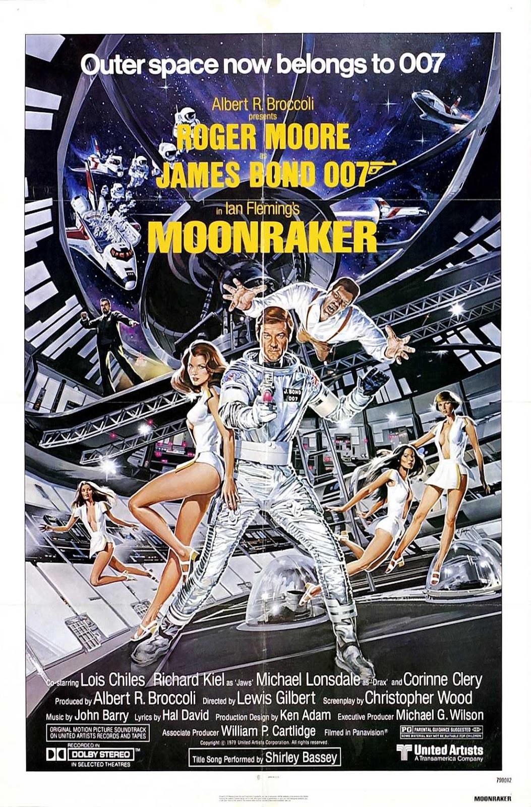 The Signal Watch Bond Watch Moonraker 1979