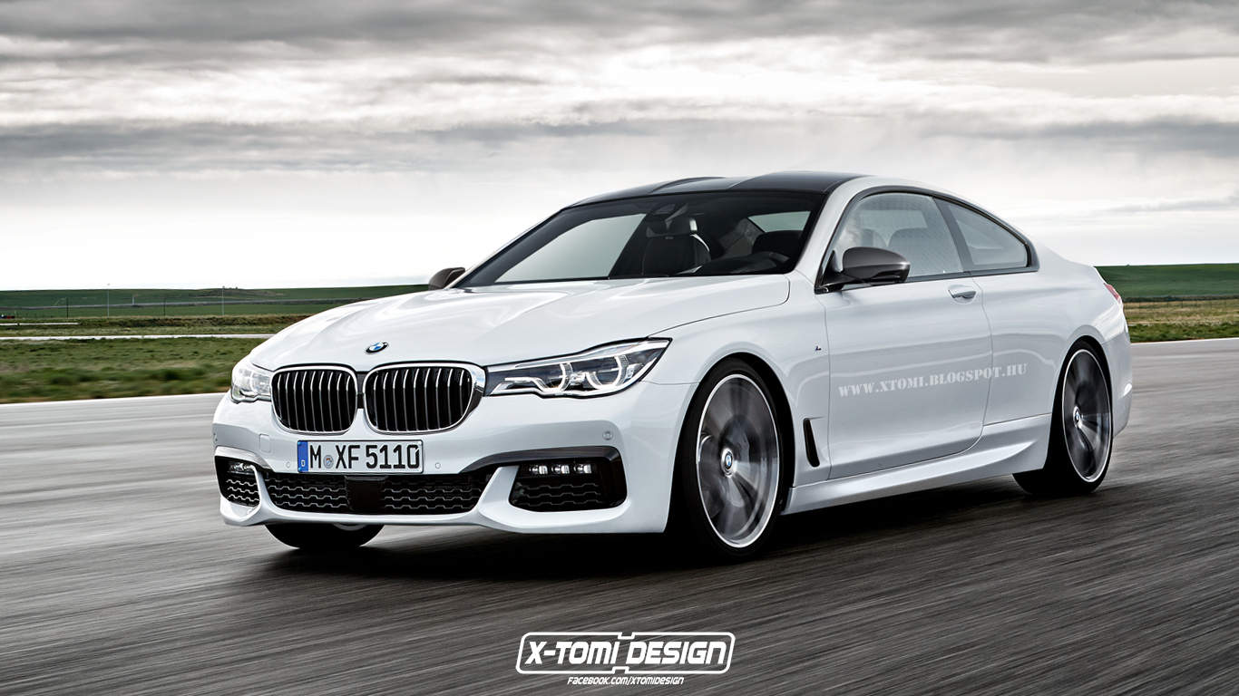 x-tomi design: bmw 8-series coupe